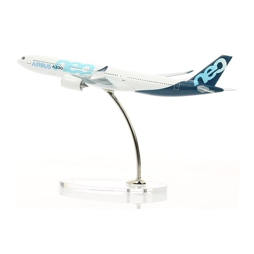 Airbus A330neo Diecast Model - Scale 1:400