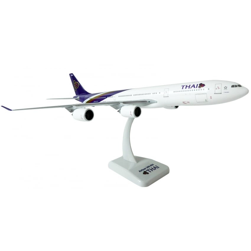 Airbus A340-500 Thai - Scale 1:200
