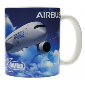 Airbus A350 XWB Collection Mug