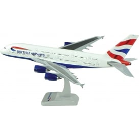 Airbus A380-800 British Airways - Scale 1:200