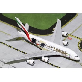 Airbus A380-800 Emirates Wildlife 2 A6-EER Diecast Model - Scale 1:400