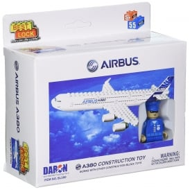 Airbus A380 Brick Building Set