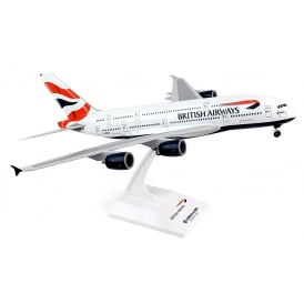 Airbus A380 British Airways - Scale 1:200
