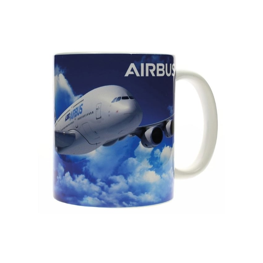 Airbus A380 Collection Mug