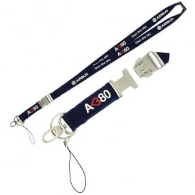 Airbus A380 Own The Sky Lanyard