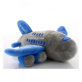 Airbus A380 Plush Childrens Plane