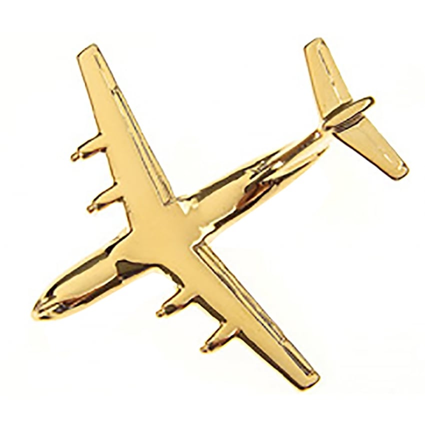 Airbus A400M Boxed Pin - Gold