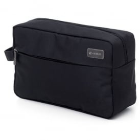 Airbus Deluxe Wash Bag - Black