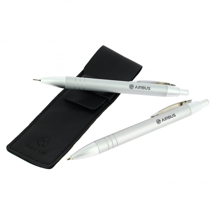 Metal Pen and Pencil Set
