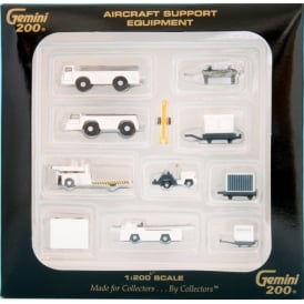 Aircraft Support Equipment 1:200 Scale Accessory Pack