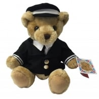 Airline Pilot Deluxe Teddy Bear