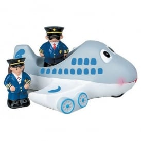 Gifts For Aviators Airplane Captain Bath Toy