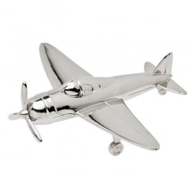 Airplane Nickel Paperweight
