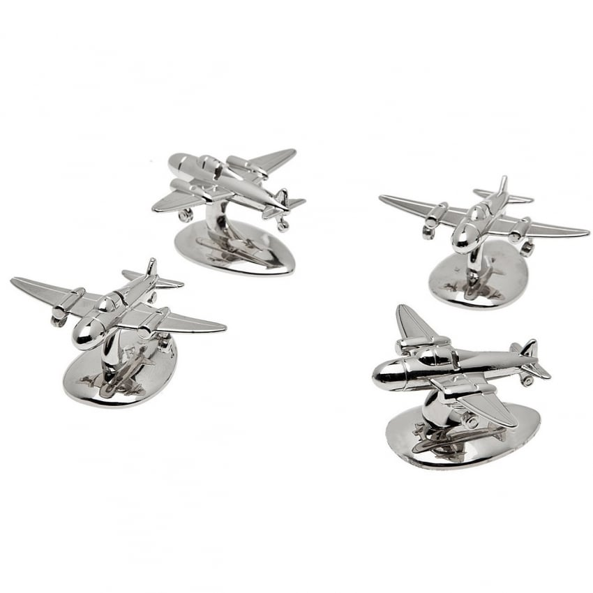 Airplane Placecard Holders - Set of 4