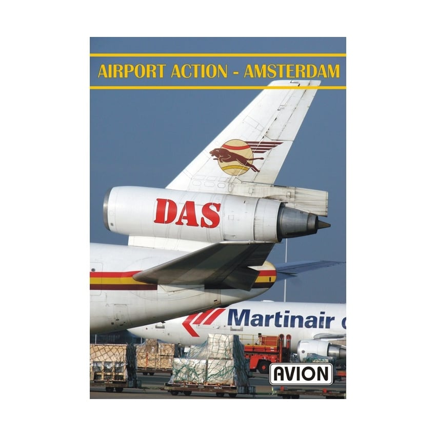 Airport-Action - Amsterdam DVD