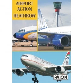Airport Action - Heathrow DVD