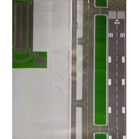 Airport Layout Mat Set - 1:400 /1:200 Scale