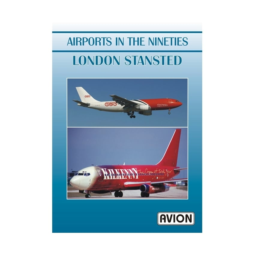 Airports in the Nineties - London Stansted DVD