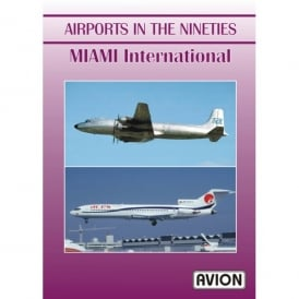 Airports in the Nineties - Miami DVD