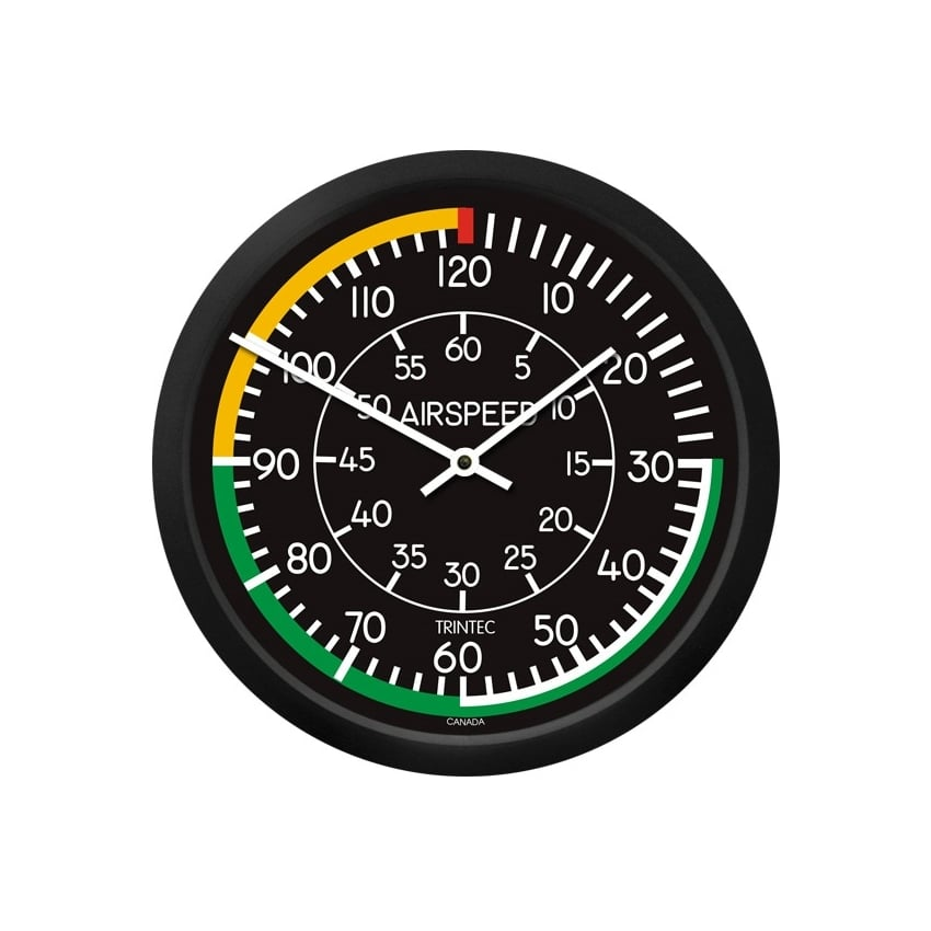 "Airspeed 10"" Wall Clock - 2060 Series"