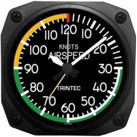 "Trintec Airspeed 6"" Wall Clock - 2060 Series"