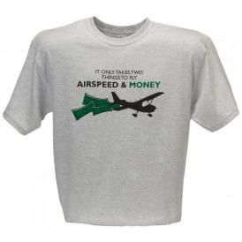 Airspeed and Money T-Shirt