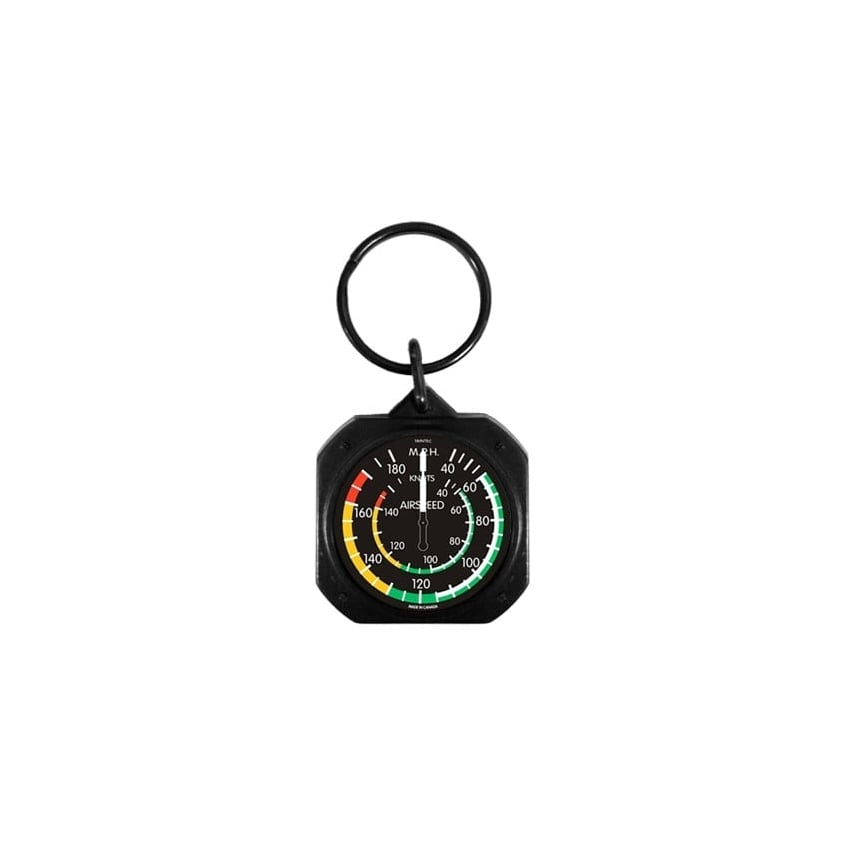 Airspeed Keyring - Classic Series