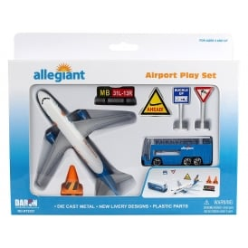Allegiant 8 Piece Model Play Set
