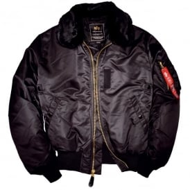 Alpha Industries Alpha B15 Jacket - Black