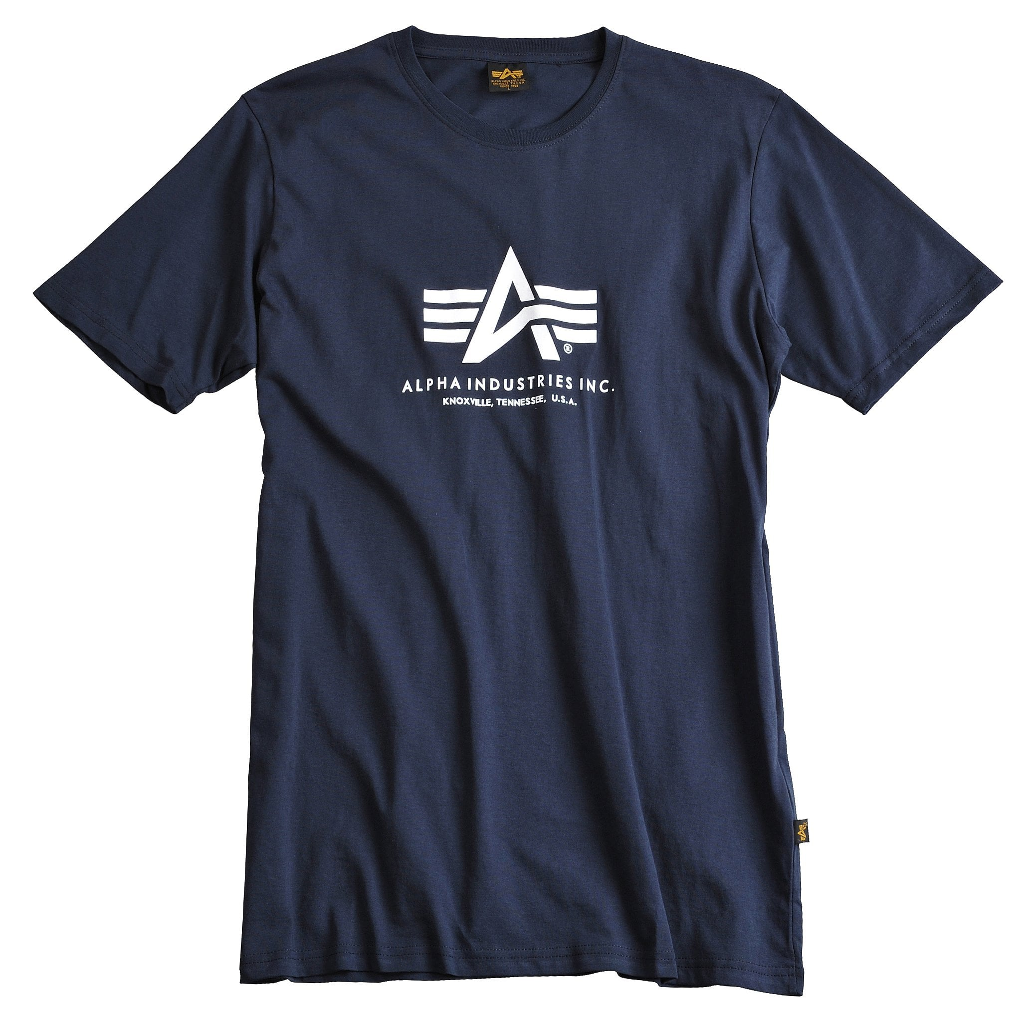new concept 627f1 fffa5 Alpha Basic T-Shirt