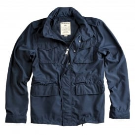 Alpha Charger Field Jacket - Rep Blue - Small Only