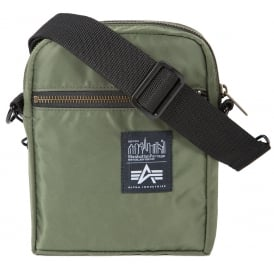 Alpha City Lights Bag in Olive