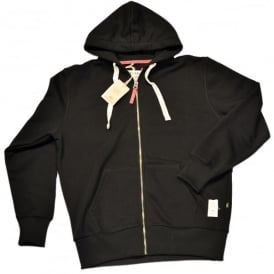 Alpha Industries Alpha Easy Zip Hoodie - Black