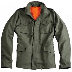 Alpha Industries Alpha M-65 Heritage Jacket - Olive