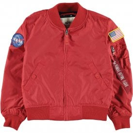 Alpha MA-1 TT NASA Kids Jacket
