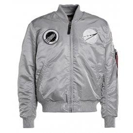 Alpha Industries Alpha MA-1 VF NASA Jacket