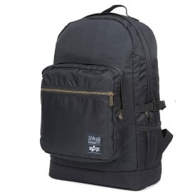 Alpha Morningside Backpack in Black