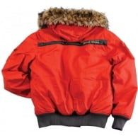 Alpha Mountain Jacket - Red