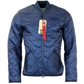 Alpha Industries Alpha Pack SMU Jacket - Rep. Blue