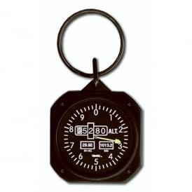 Altimeter Keyring - Classic Series