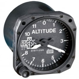 Altimeter Replica Desk Clock
