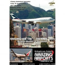 AirUtopia Amazing Kai-Tak - Final Days Airport DVD