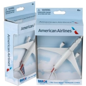 American Airlines Airbus A350 Diecast Toy