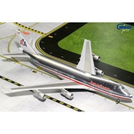 American Airlines B747-100 N9674 Diecast Model - Scale 1:200