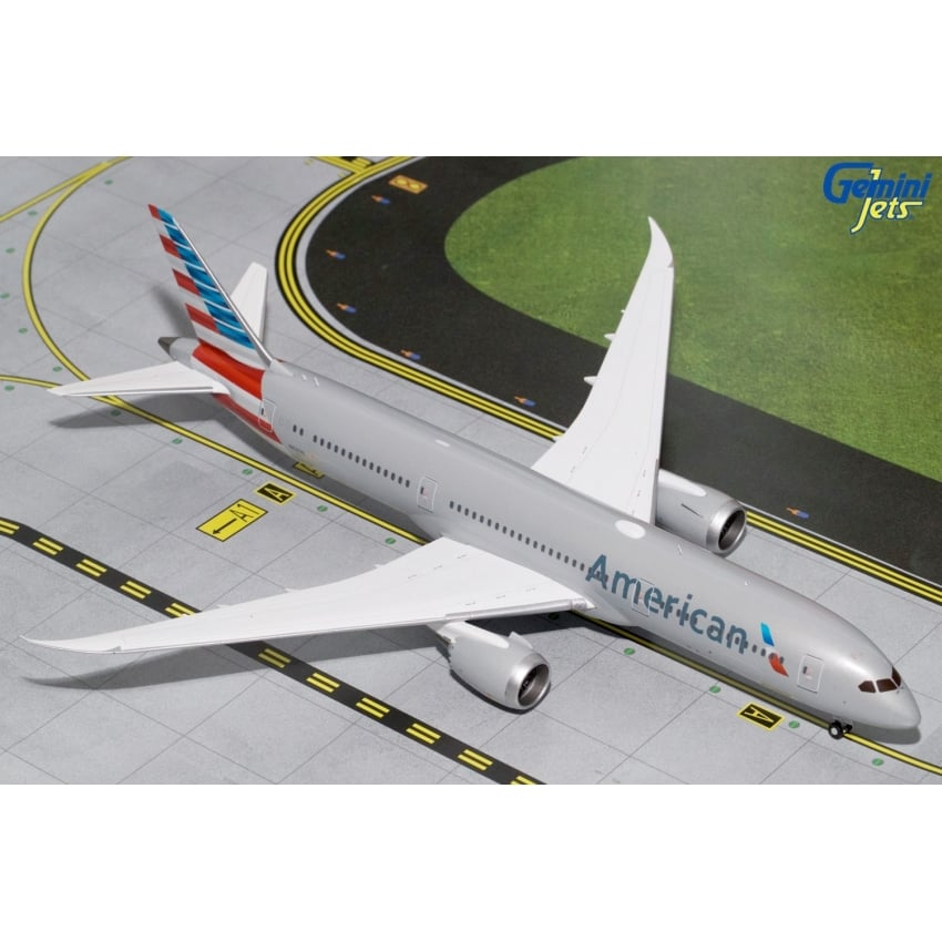 American Airlines Boeing 787-9 Diecast Model - Scale 1:200