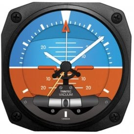 "Trintec Artificial Horizon 6"" Wall Clock - 2060 Series"