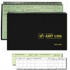 ASA AMT Log Book