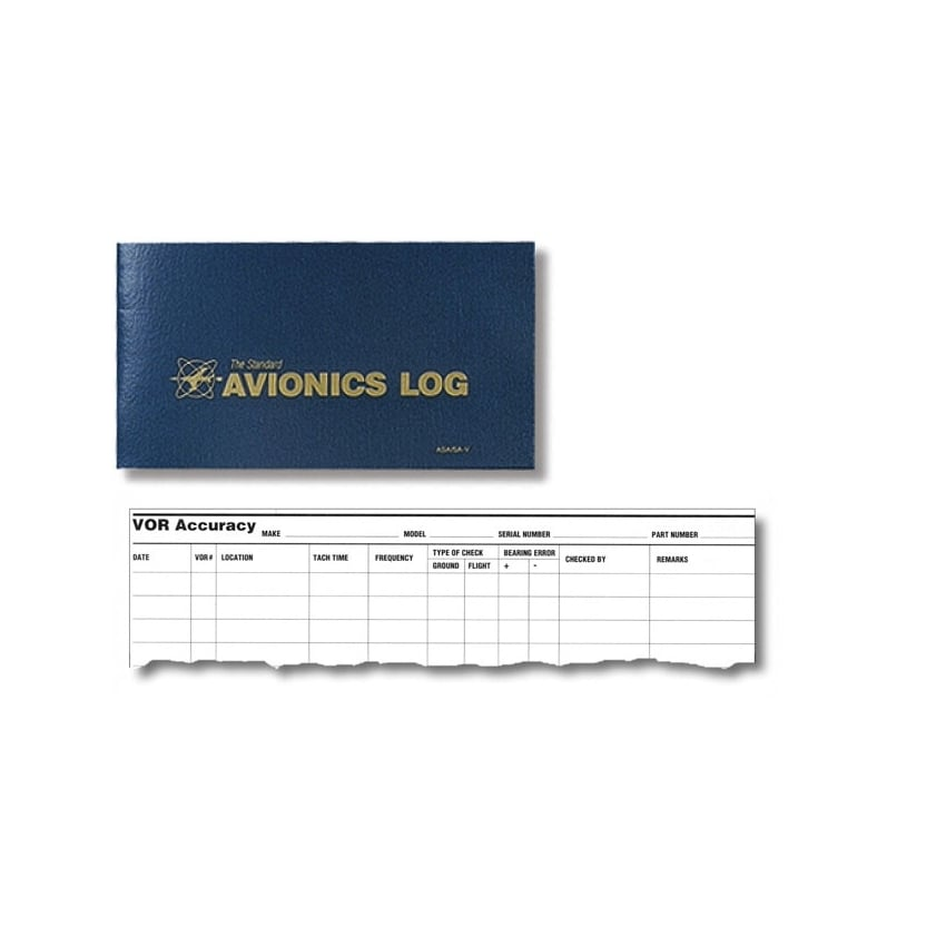 Avionics Log Book