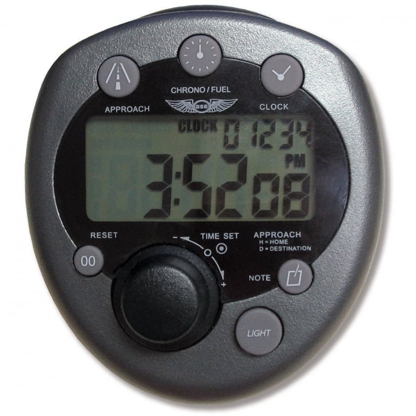 Digital Flight Timer