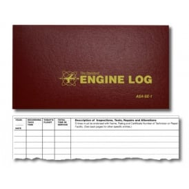 ASA Engine Log Book